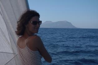 Lanzarote en vue