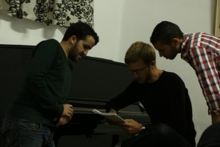 Anouar et Brahim
