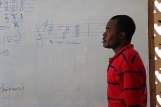 Cours d'harmonie