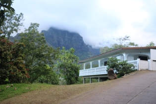 Maison d'Eric, située sur l'emplacement de l'ancien bungalow de Brel