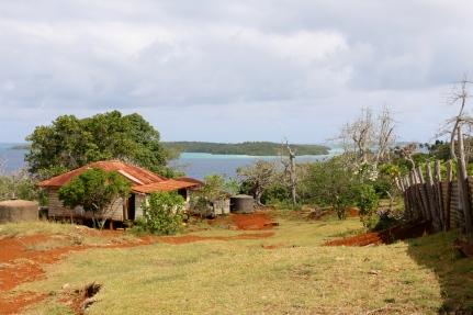 Village sur Kapa