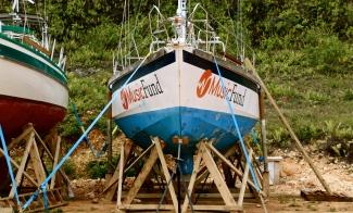 Florestan paré pour la saison des cyclones