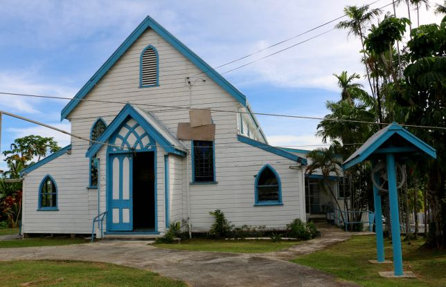 Suva - St Andrews Presbyterian Church