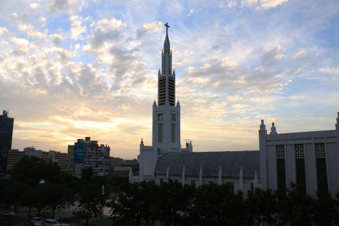 La cathédrale Notre-Dame de l'Immaculée Conception (1944)