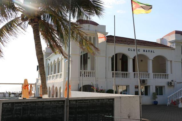 Le Clube Naval de Maputo
