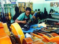 L'atelier de réparation d'instruments de l'ECA