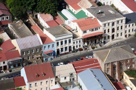 Main Street vu de Ladder Hill