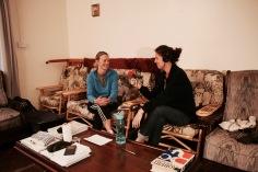 Les chroniqueurs: Georgina Giebner (santé)